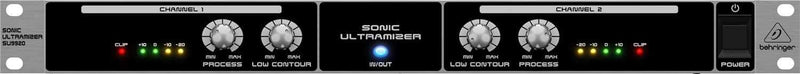 Behringer Sonic Ultramizer SU9920 Sound Enhancement Processor - PSSL ProSound and Stage Lighting