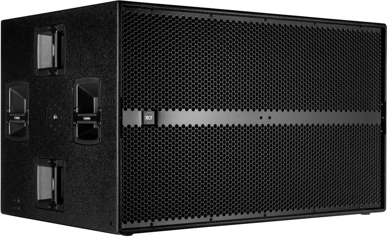 RCF 9007-AS 7200 Watt Dual 21-Inch Powered Subwoofer - PSSL ProSound and Stage Lighting