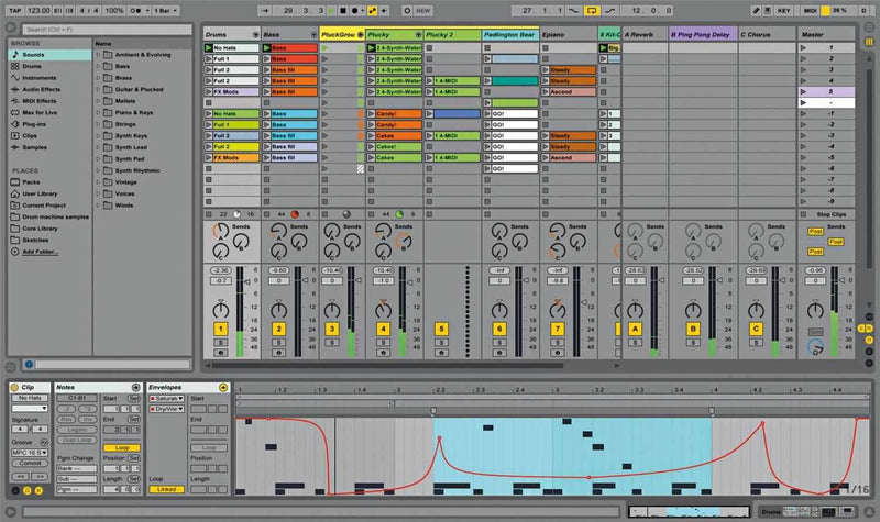 Ableton Suite 9 Upgrade from Live LE/Intro - PSSL ProSound and Stage Lighting