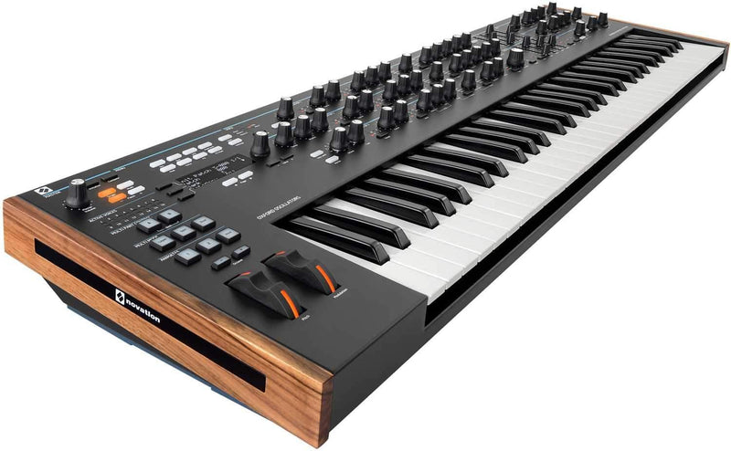 Novation Summit 61 Key Polyphonic Synthesiser - PSSL ProSound and Stage Lighting
