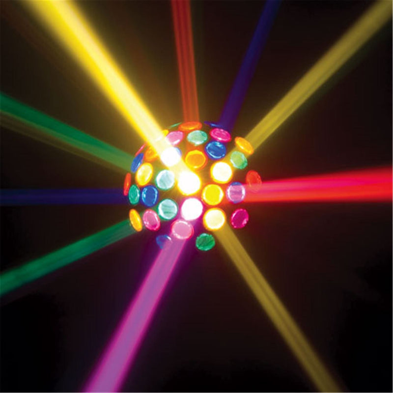 American DJ Color Starball LED Effecrt Light with DMX - PSSL ProSound and Stage Lighting