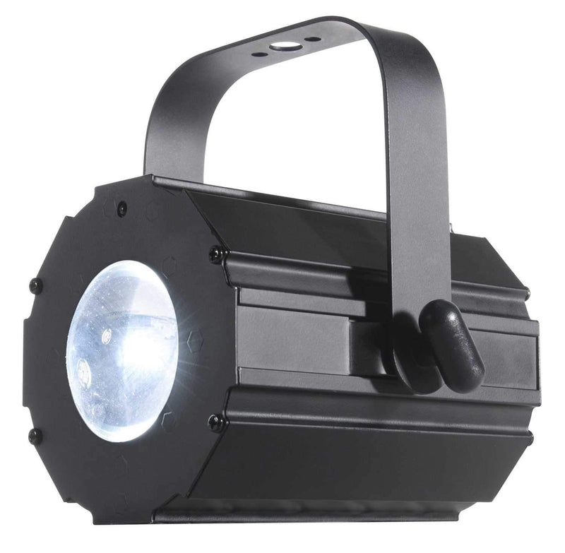 ADJ American DJ Super Spot LED 10-Watt DMX Pinspot Light - PSSL ProSound and Stage Lighting