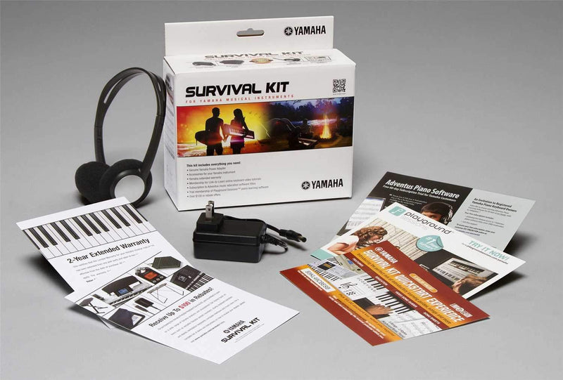 Yamaha Survival Kit C2 - Accessory Package - PSSL ProSound and Stage Lighting