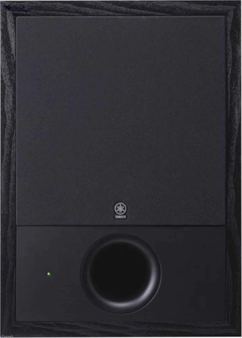 Yamaha SW10-STUDIO 10In Active Subwoofer - PSSL ProSound and Stage Lighting