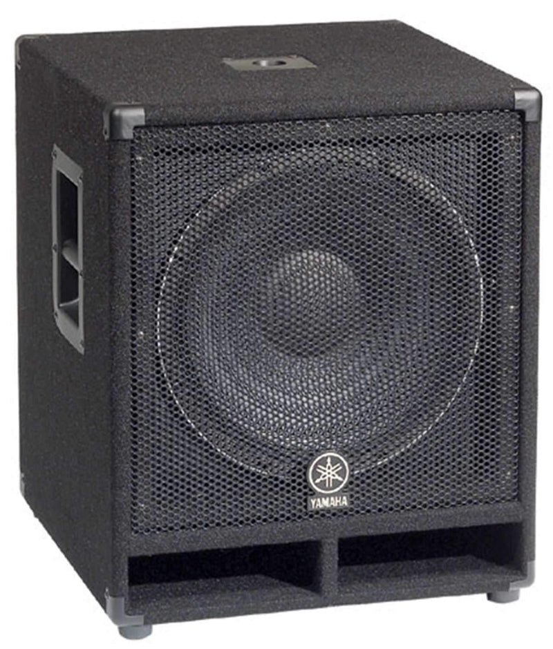 Yamaha SW115V 15 Subwoofer 1000W Peak - PSSL ProSound and Stage Lighting