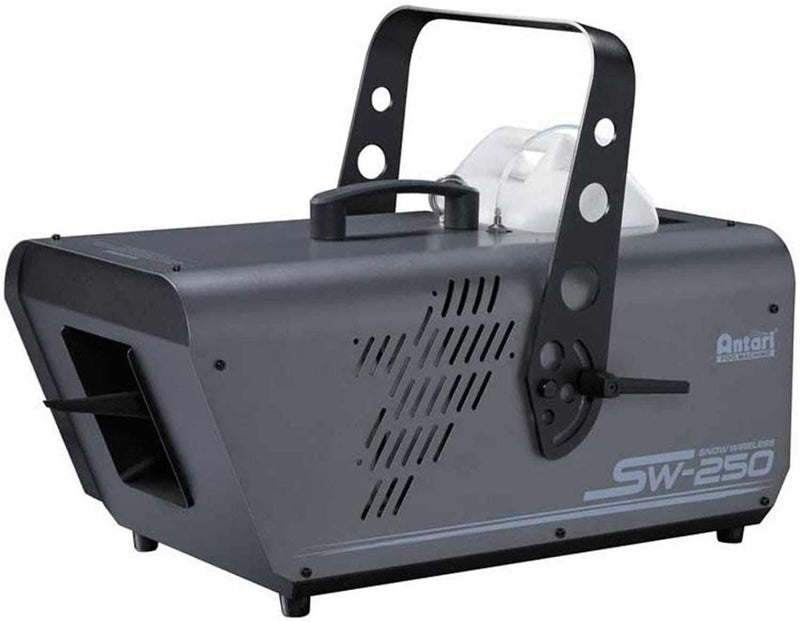Antari SW-250X Pro DMX Snow Machine 5 Liter Tank - PSSL ProSound and Stage Lighting
