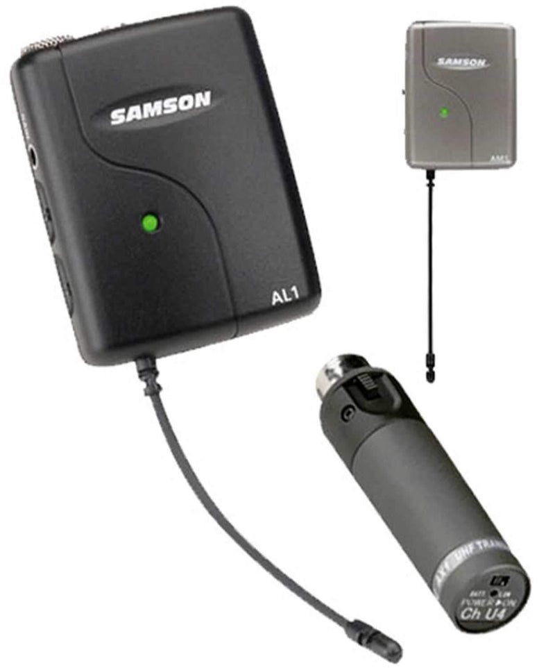Samson SWAMSLL Micro Lavalier Microphone System - PSSL ProSound and Stage Lighting