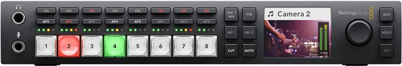 Blackmagic Design ATEM Television Studio HD Switcher - PSSL ProSound and Stage Lighting