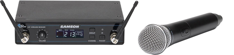 Samson Concert 99 Handheld UHF Wireless Microphone System - PSSL ProSound and Stage Lighting