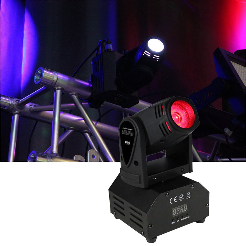 Blizzard SwitchBlade Micro RGBW Moving LED Light - PSSL ProSound and Stage Lighting