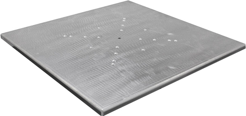 Odyssey Scrim Werks 36x36 Light Column Base Plate - PSSL ProSound and Stage Lighting