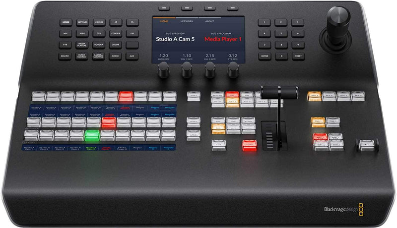 Blackmagic Design ATEM 1 M-E Advanced Panel for ATEM Switchers - PSSL ProSound and Stage Lighting