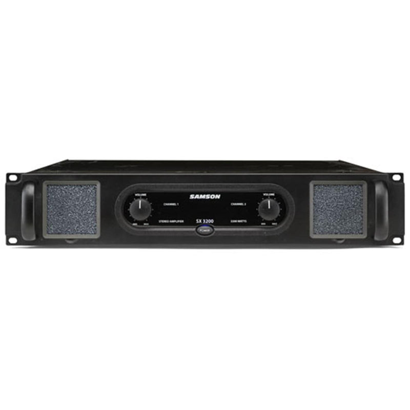 Samson SX-3200 Professional Power Amplif - PSSL ProSound and Stage Lighting