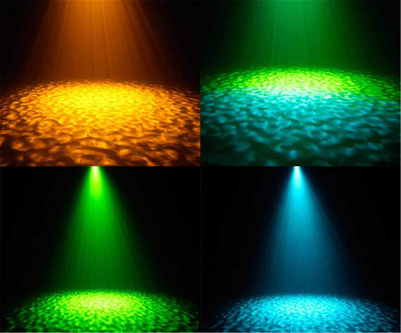 Chauvet SX ABYSS Simulated Water Effect (ELC-3) - PSSL ProSound and Stage Lighting
