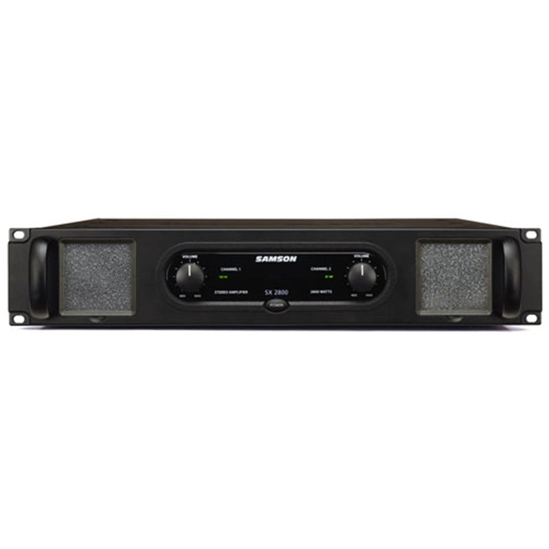 Samson SX2800 Professinal Power Amplifier - PSSL ProSound and Stage Lighting