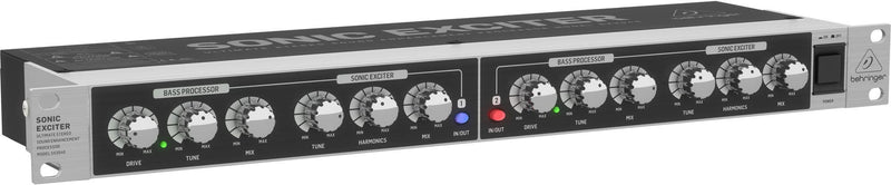 Behringer SX3040 V2 Sonic Exciter Sound Processor - PSSL ProSound and Stage Lighting