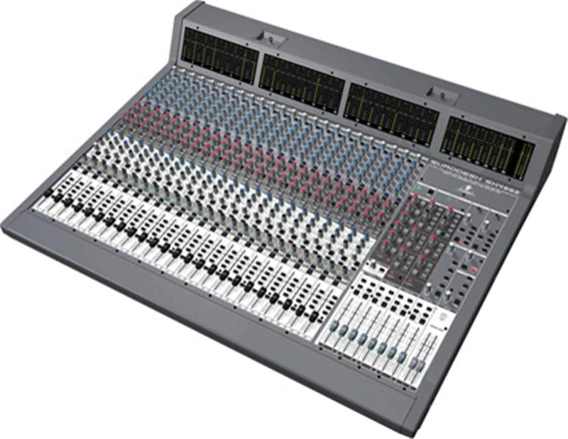 Behringer SX4882 24 In 8-Bus Studio Console Mixe - PSSL ProSound and Stage Lighting