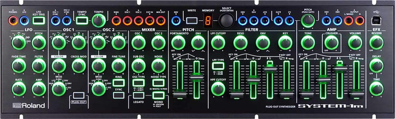 Roland System 1M Plug-Out Synthesizer Module - PSSL ProSound and Stage Lighting