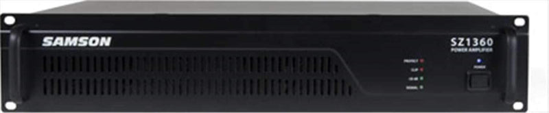 Samson SZ1360 360 watt Zone Amplifier - PSSL ProSound and Stage Lighting