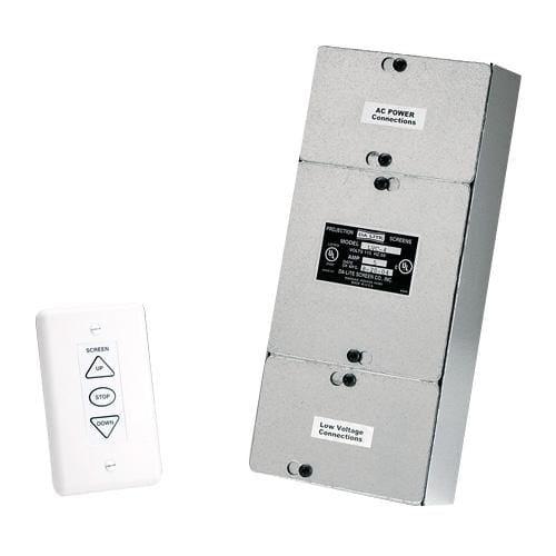 Dalite 40973 Single Motor Low Volt Control System