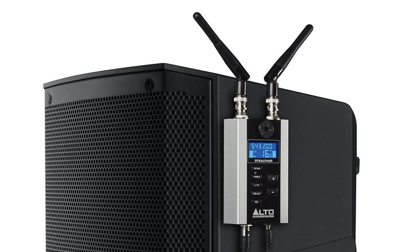 Alto Stealth PRO Wireless Expander Pack - PSSL ProSound and Stage Lighting
