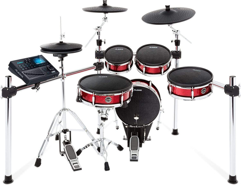 Alesis Strike Kit 8-Piece Premium Mesh Drum Kit - PSSL ProSound and Stage Lighting