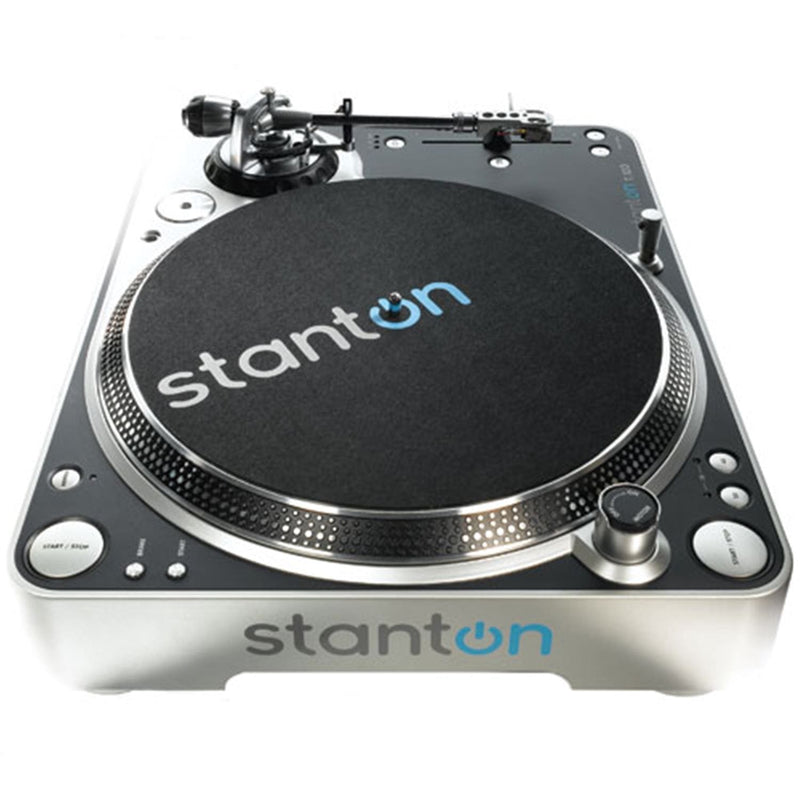 Stanton High Torque Turntable With Straight Arm - PSSL ProSound and Stage Lighting