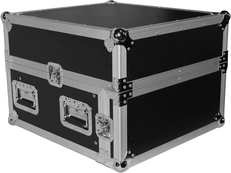 ProX T-4MRSS 4Ux10U Mixer Combo Amp Rack Case - PSSL ProSound and Stage Lighting