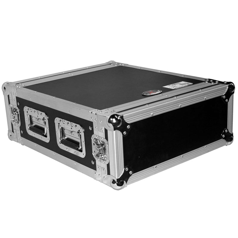 ProX T-4RSS 4U Amp Rack Mount ATA Flight Case - PSSL ProSound and Stage Lighting