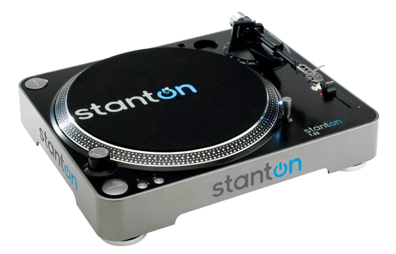 Stanton T.52B Belt Drive DJ Turntable - PSSL ProSound and Stage Lighting