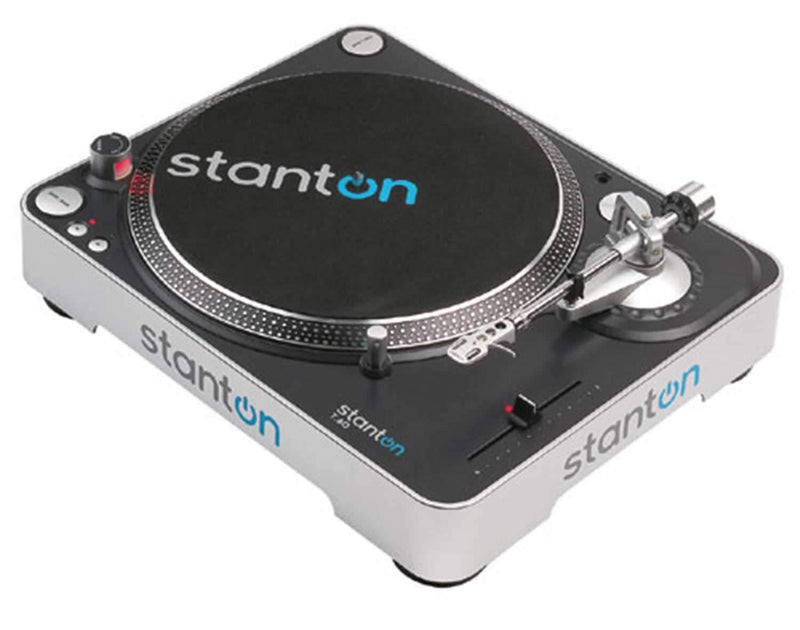 Stanton T60 Direct Drive Turntable No Cartridge - PSSL ProSound and Stage Lighting