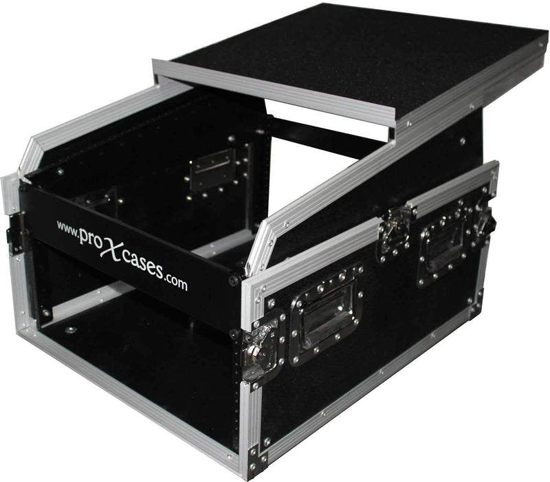 ProX T-6MRSS13ULT 6Ux13U Mixer Combo Amp Rack Case - PSSL ProSound and Stage Lighting