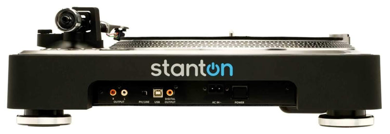Stanton T.92 USB Direct Drive Turntable - PSSL ProSound and Stage Lighting