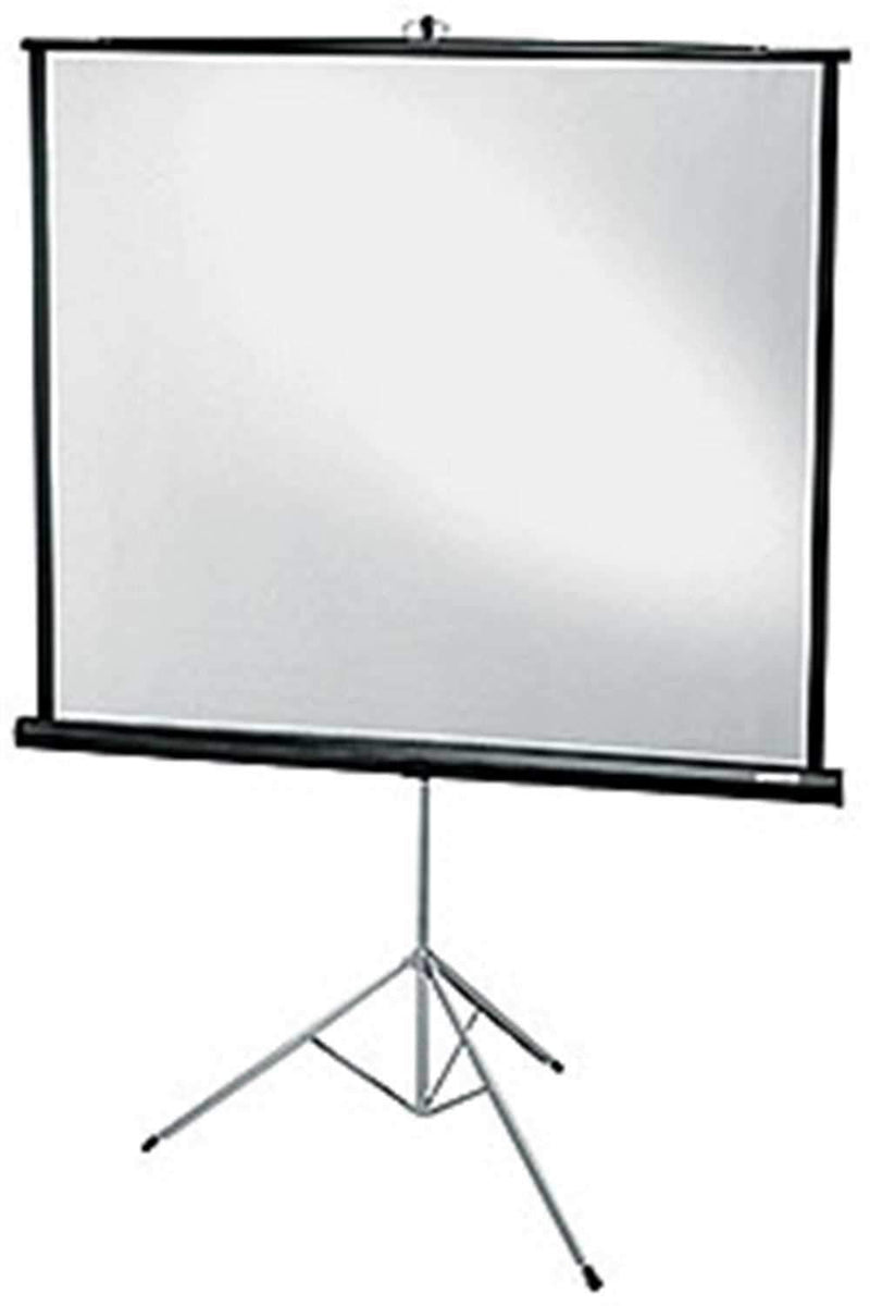 Apollo Traditional Tripod Screen 60 X 60 - PSSL ProSound and Stage Lighting