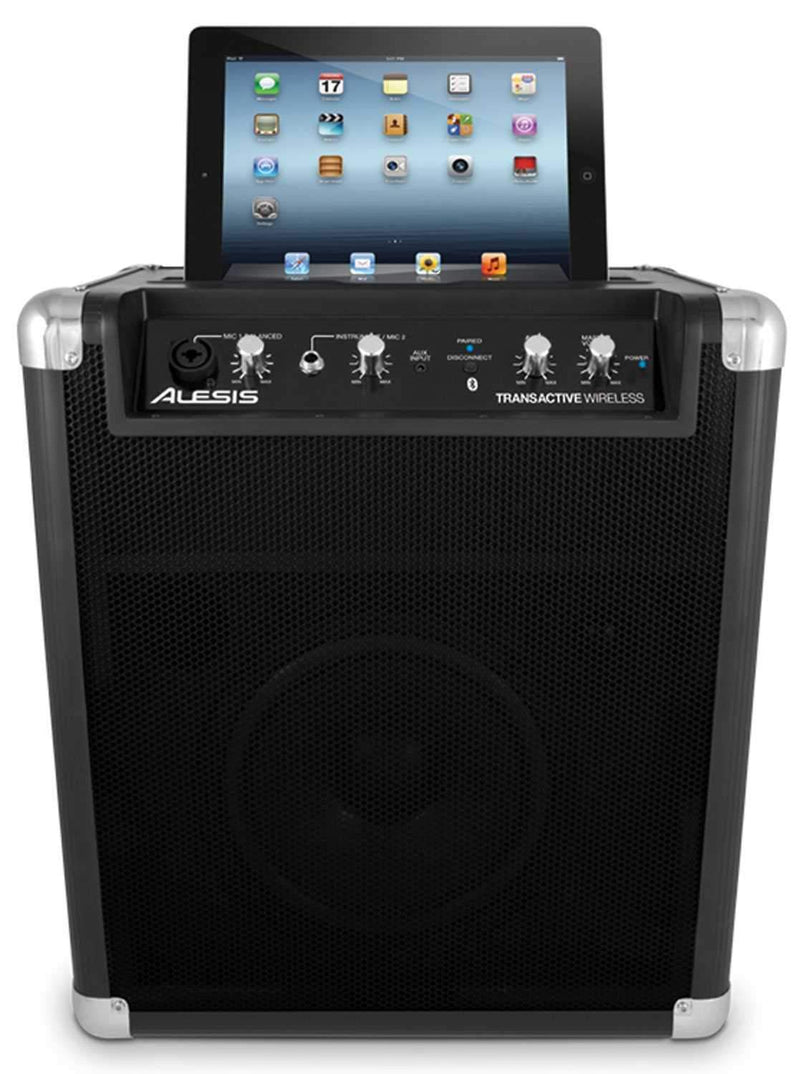 Alesis TransActive Wireless Portable PA System - PSSL ProSound and Stage Lighting