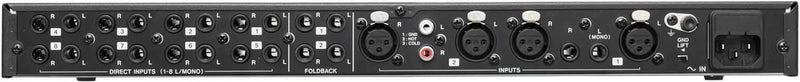 Tascam MH8 Headphone Amplifier - PSSL ProSound and Stage Lighting