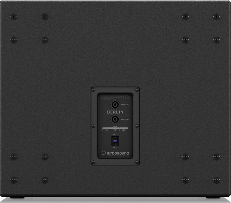 Turbosound TBV118L 18-Inch Passive Subwoofer - PSSL ProSound and Stage Lighting