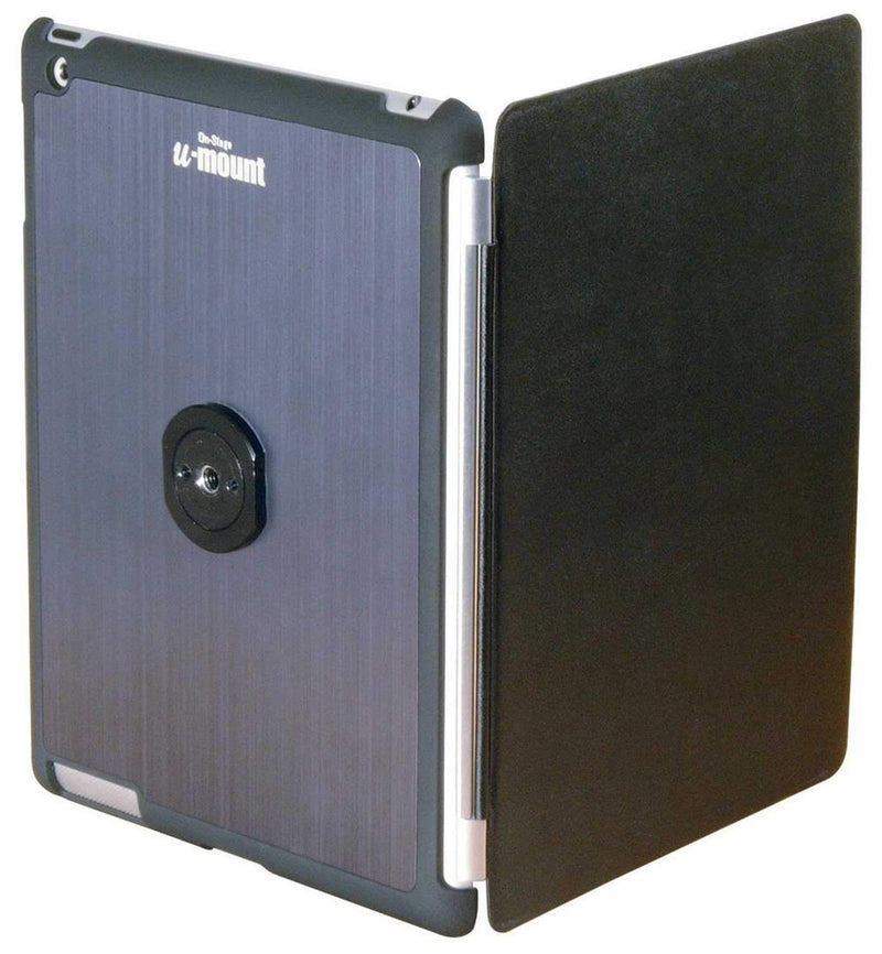 On-Stage TCA917 iPad Snap-On Magnetic Cover - PSSL ProSound and Stage Lighting