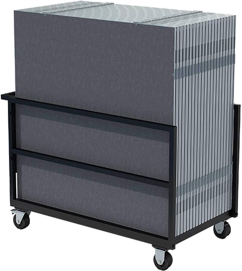 IntelliStage TCART Trolley for 4x4 Ft Stage Platforms Only - PSSL ProSound and Stage Lighting