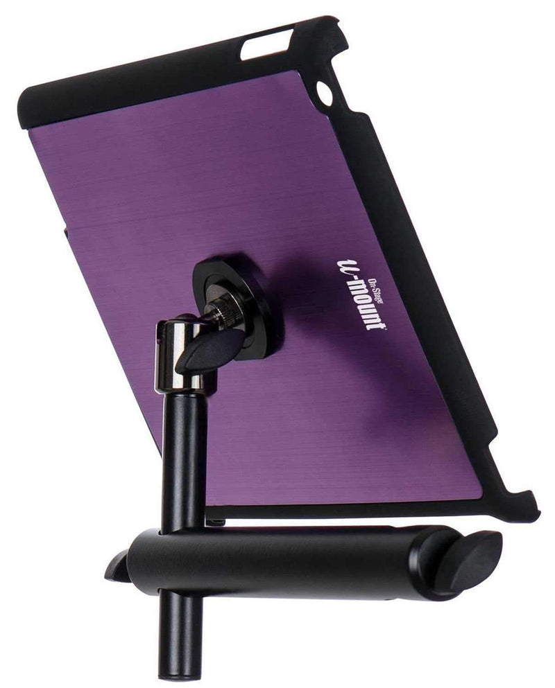 On Stage TCM9160P iPad Tablet Mounting System - PSSL ProSound and Stage Lighting