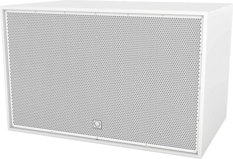 Turbosound TCS218BRWH 6400W 18 Inch Front Load S - PSSL ProSound and Stage Lighting