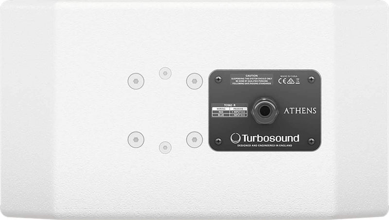 Turbosound TCS62RWH 700W 2-Way 6.5 Inch Speaker - PSSL ProSound and Stage Lighting