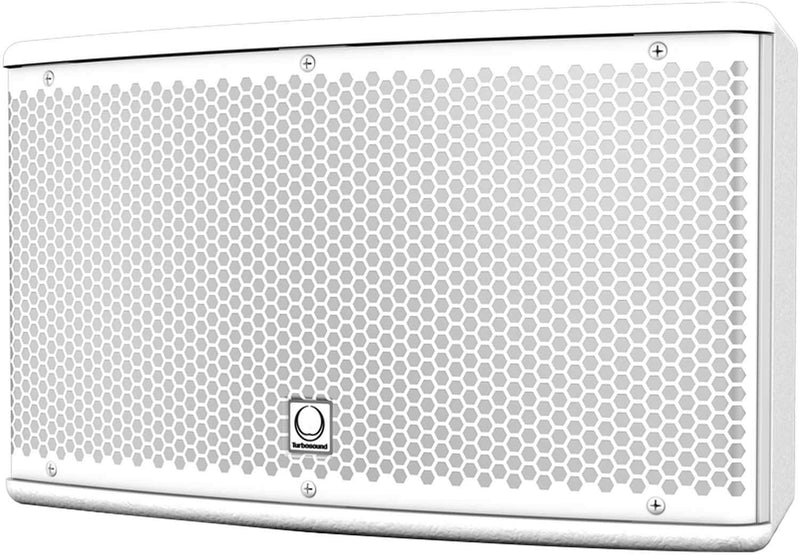 Turbosound TCS62WH 700W 2-Way 6.5 Inch Speaker (White) - PSSL ProSound and Stage Lighting