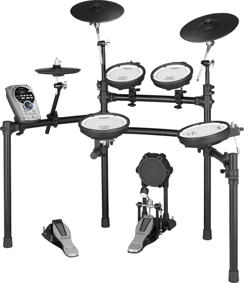 Roland TD-15K-S V-Tour Series Electronic Drum Kit - PSSL ProSound and Stage Lighting