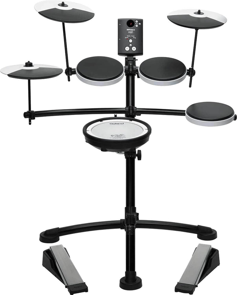 Roland TD-1KV V- Drums Electronic Drum Kit with Mesh Snare - PSSL ProSound and Stage Lighting