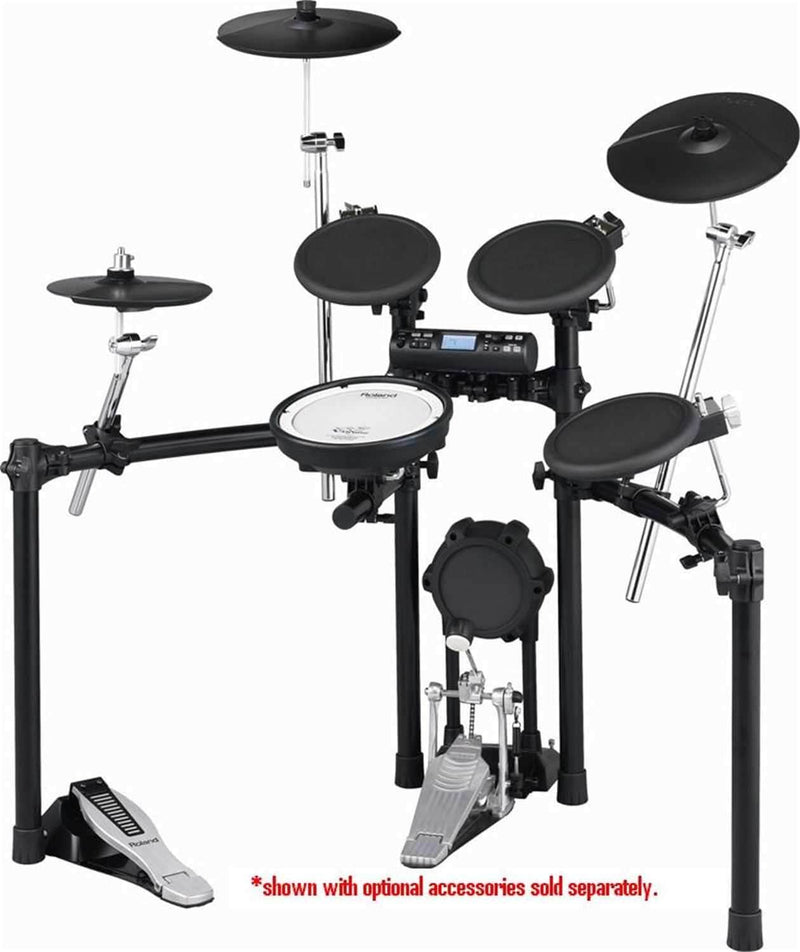 Roland TD-4K2-S - Ultra Compact V-Drum Kit - PSSL ProSound and Stage Lighting
