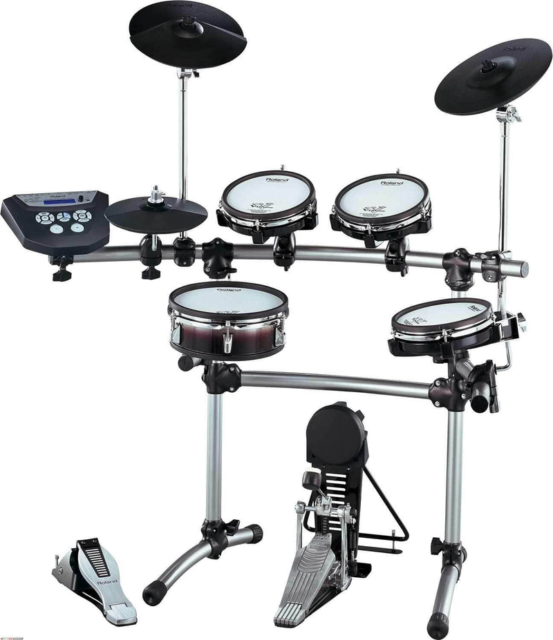 Roland TD-6SXT V-Tour Series Electronic Drum Kit - PSSL ProSound and Stage Lighting