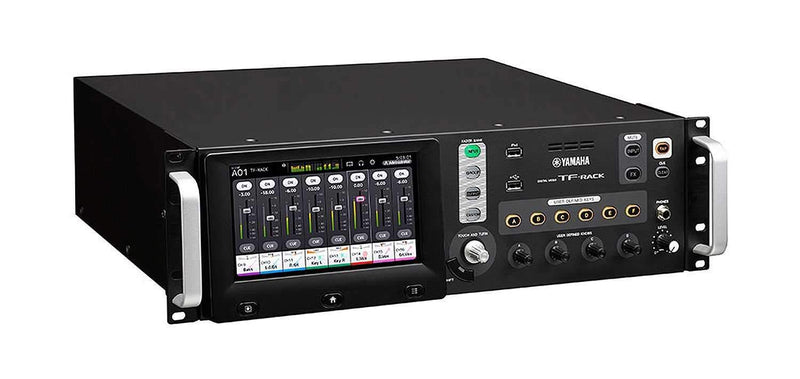 Yamaha TF-Rack Digital Mixer - PSSL ProSound and Stage Lighting