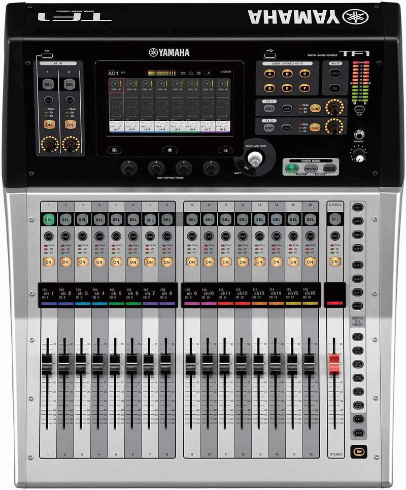 Yamaha TF1 40-Input Digital PA Mixer - PSSL ProSound and Stage Lighting