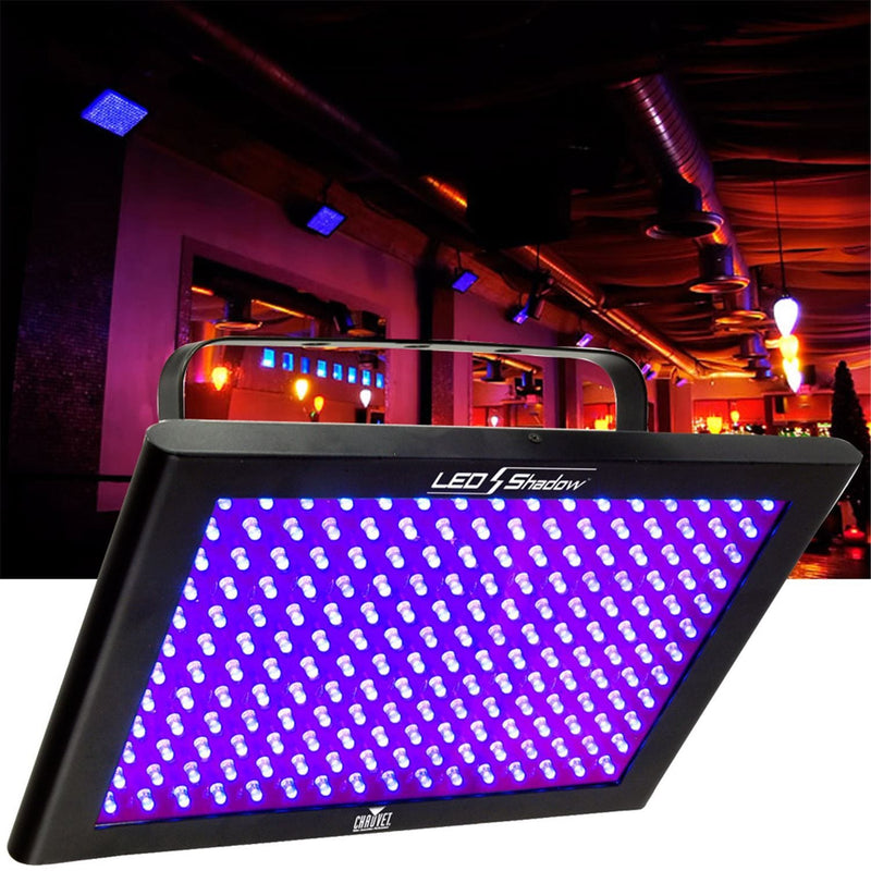 Chauvet LED Shadow UV Black Light Wash Panel - PSSL ProSound and Stage Lighting